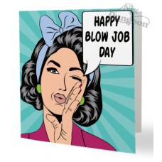 Happy BJ Day Card